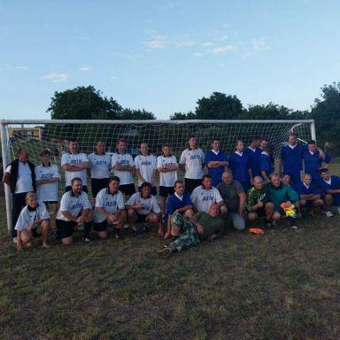 Futbal v Koválovci